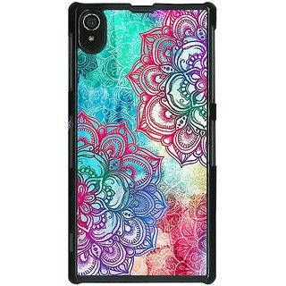 1 Crazy Designer Hot Doodle Pattern Back Cover Case For Sony Xperia Z2 C480210