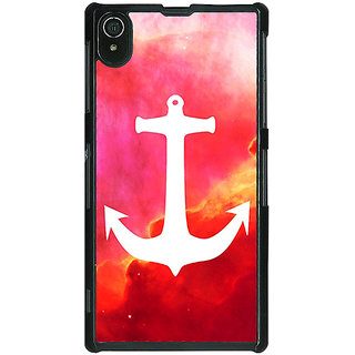 1 Crazy Designer Anchor Back Cover Case For Sony Xperia Z2 C480602
