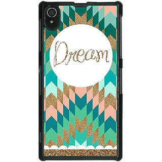 1 Crazy Designer Dream Back Cover Case For Sony Xperia Z2 C480095