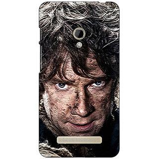 1 Crazy Designer LOTR Hobbit  Back Cover Case For Asus Zenfone 5 C490373