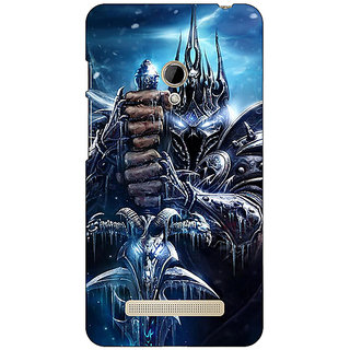 1 Crazy Designer World Of Warcraft Back Cover Case For Asus Zenfone 5 C490869