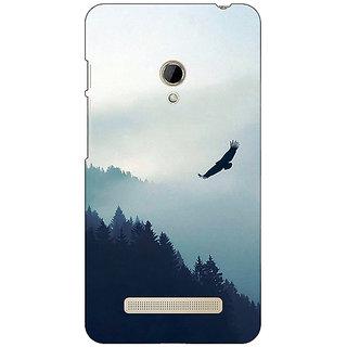 1 Crazy Designer Mountains Valleys Back Cover Case For Asus Zenfone 5 C491137