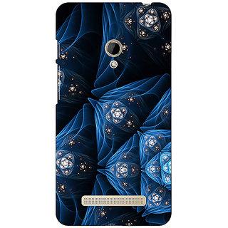 1 Crazy Designer Abstract Design Pattern Back Cover Case For Asus Zenfone 5 C491513