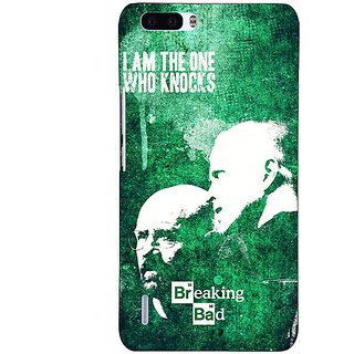 1 Crazy Designer Breaking Bad Heisenberg Back Cover Case For Honor 6 Plus C500423
