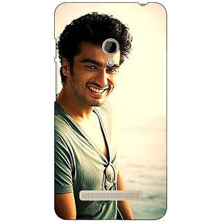 1 Crazy Designer Bollywood Superstar Arjun Kapoor Back Cover Case For Asus Zenfone 5 C490938