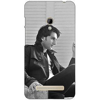 1 Crazy Designer Bollywood Superstar Ranveer Singh Back Cover Case For Asus Zenfone 5 C490945