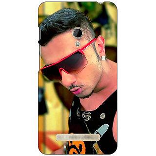 1 Crazy Designer Bollywood Superstar Honey Singh Back Cover Case For Asus Zenfone 5 C491181