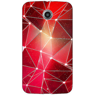1 Crazy Designer Crystal Prism Back Cover Case For Google Nexus 6 C511413