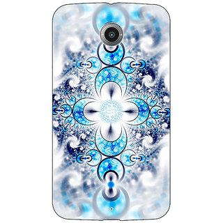 1 Crazy Designer Abstract Design Pattern Back Cover Case For Google Nexus 6 C511511