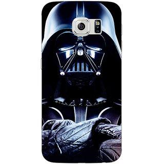 1 Crazy Designer Star Wars Darth Vader Back Cover Case For Samsung S6 C520875