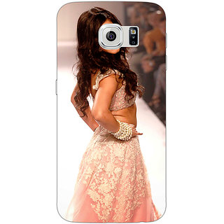 1 Crazy Designer Bollywood Superstar Shruti Hassan Back Cover Case For Samsung S6 C521072