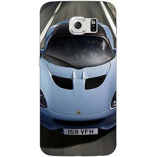 1 Crazy Designer Super Car Lotus Back Cover Case For Samsung S6 C520644