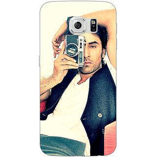 1 Crazy Designer Bollywood Superstar Ranbir Kapoor Back Cover Case For Samsung S6 C520961