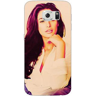1 Crazy Designer Bollywood Superstar Nargis Fakhri Back Cover Case For Samsung S6 C520976