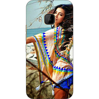 1 Crazy Designer Bollywood Superstar Shruti Hassan Back Cover Case For HTC M9 C541071