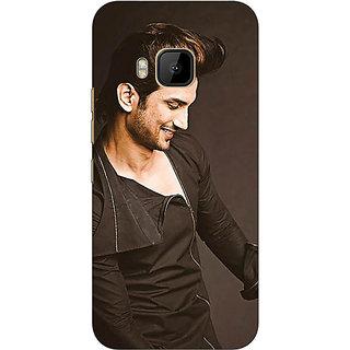 1 Crazy Designer Bollywood Superstar Sushant Singh Rajput Back Cover Case For HTC M9 C540949