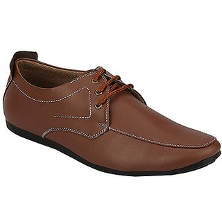 Yepme Men's Stylish Tan Casual Shoes