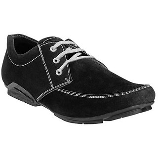 Yepme Men's Black Casual Shoes - Option 4