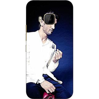 1 Crazy Designer Bollywood Superstar Sushant Singh Rajput Back Cover Case For HTC M9 C540929