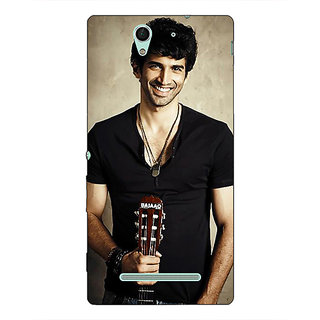 1 Crazy Designer Bollywood Superstar Aditya Roy Kapoor Back Cover Case For Sony Xperia C3 C550937