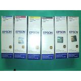 Original Epson Ink Cmybklclm For Epson L800 Photo Printer Box Packed