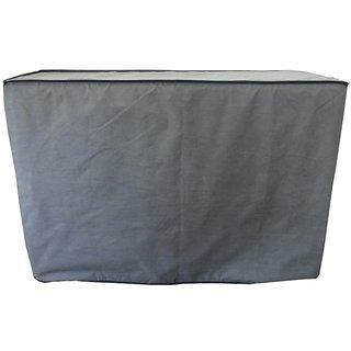 Glassiano GreyColor AC Cover for SplitOutdoor Unit1.0Ton-GIACSPLITOUT10TGrey