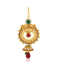 Sukkhi Angelic Gold Plated Passa For Women