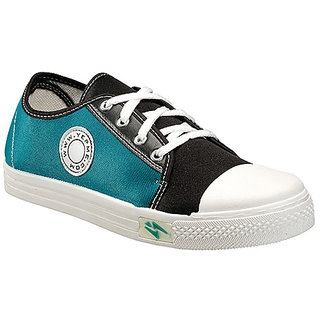 Yepme Green & Black Casual Shoes
