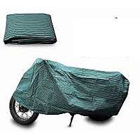 Bull Rider Bike Body Cover With Mirror Pocket For Vespa (Colour Canvas)