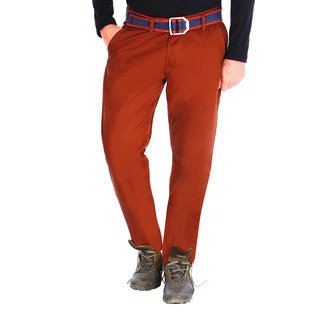 Uber Urban Men's Rust Chinos
