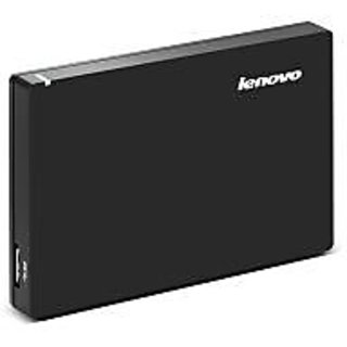 Lenovo F308 1 TB external hard disk with surge protection technology