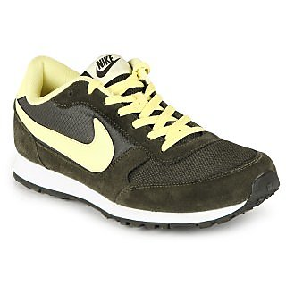 Nike Men Brown Eliminate II Leather Casual Shoes size 9
