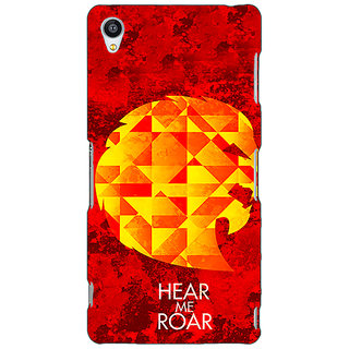 1 Crazy Designer Game Of Thrones GOT House Lannister  Back Cover Case For Sony Xperia M4 C610159