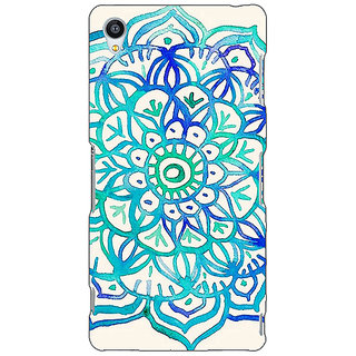 1 Crazy Designer Panda Pattern Back Cover Case For Sony Xperia M4 C610205