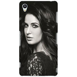 1 Crazy Designer Bollywood Superstar Katrina Kaif Back Cover Case For Sony Xperia M4 C611005