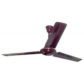 Nano 48 Inch 3 Blade Ceiling Fan(Brown)
