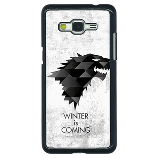 1 Crazy Designer Game Of Thrones GOT House Stark  Back Cover Case For Samsung Galaxy J5 C630130