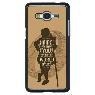 1 Crazy Designer LOTR Hobbit  Back Cover Case For Samsung Galaxy J5 C630368