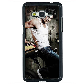 1 Crazy Designer Bollywood Superstar Shahrukh Khan Back Cover Case For Samsung Galaxy J5 C630947
