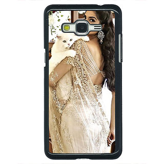 1 Crazy Designer Bollywood Superstar Sonam Kapoor Back Cover Case For Samsung Galaxy J5 C630998