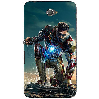 1 Crazy Designer Wolverine Hugh Jackman Back Cover Case For Sony Xperia E4 C620896
