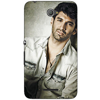 1 Crazy Designer Bollywood Superstar Aditya Roy Kapoor Back Cover Case For Sony Xperia E4 C620924
