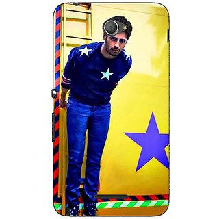 1 Crazy Designer Bollywood Superstar Siddharth Malhotra Back Cover Case For Sony Xperia E4 C620944