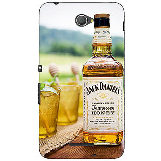 1 Crazy Designer Jack Daniels JD Whisky Back Cover Case For Sony Xperia E4 C621211