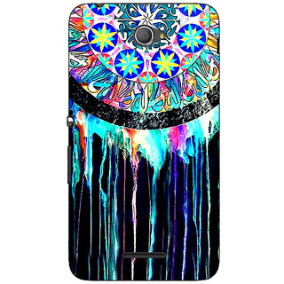 1 Crazy Designer Abstract Dream Catcher Pattern Back Cover Case For Sony Xperia E4 C621509