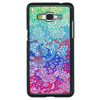 1 Crazy Designer Flower Gardens Pattern Back Cover Case For Samsung Galaxy J5 C630249