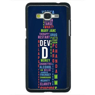 1 Crazy Designer Bollywood Superstar DevD Back Cover Case For Samsung Galaxy J5 C631130