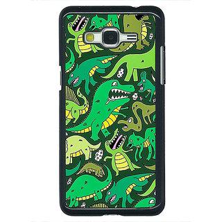 1 Crazy Designer Dinosaurs Pattern Back Cover Case For Samsung Galaxy J5 C631383
