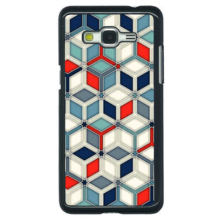 1 Crazy Designer Wild Hexagon Pattern Back Cover Case For Samsung Galaxy J5 C630282