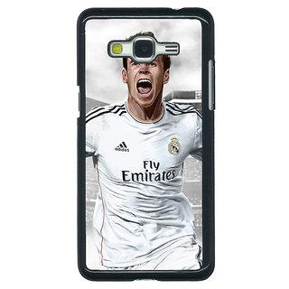 1 Crazy Designer Real Madrid Bale Back Cover Case For Samsung Galaxy J5 C630583